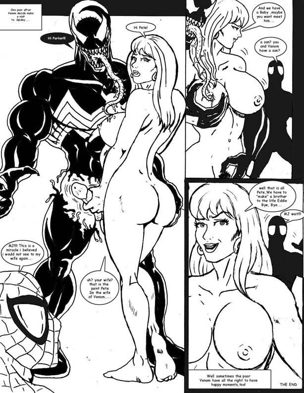 of web shadows man spider characters symbiote Monster_musume_no_iru_nichijou