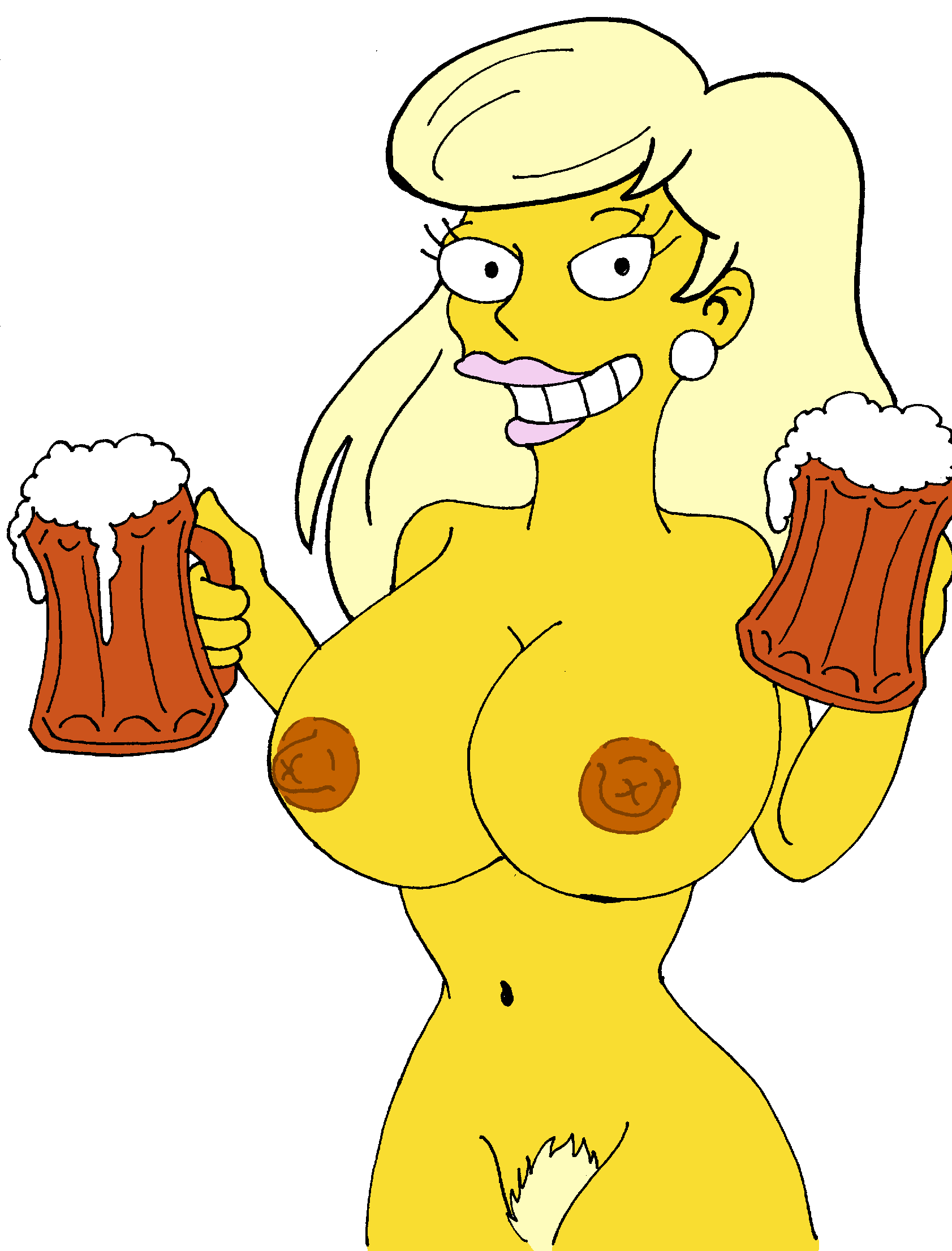 marge the simpsons naked from Quentin smith dead by daylight