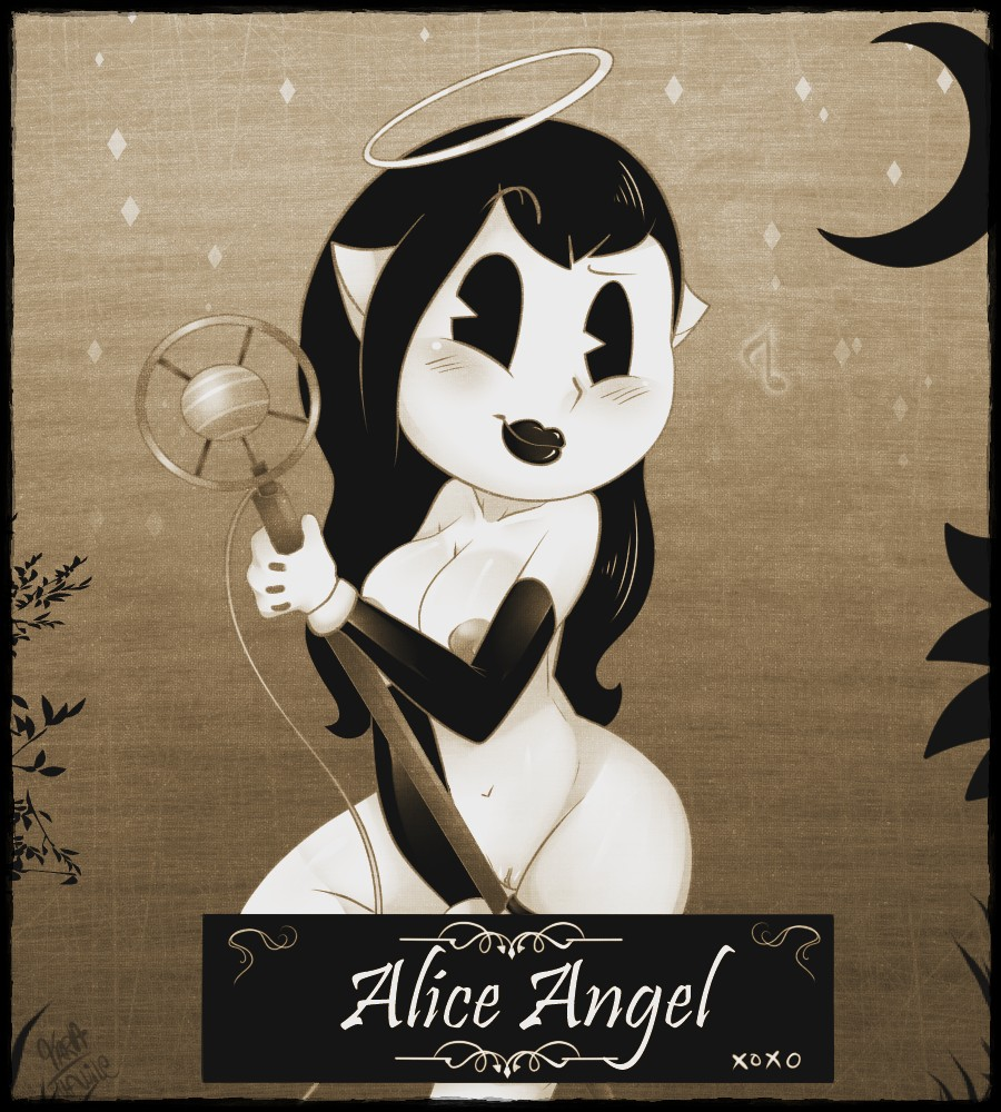 machine alice angel bendy ink the and porn Queen slug for a butt