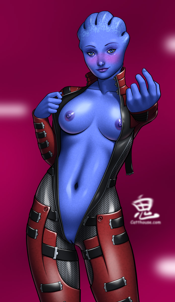 liara soni t The outer worlds parvati hentai