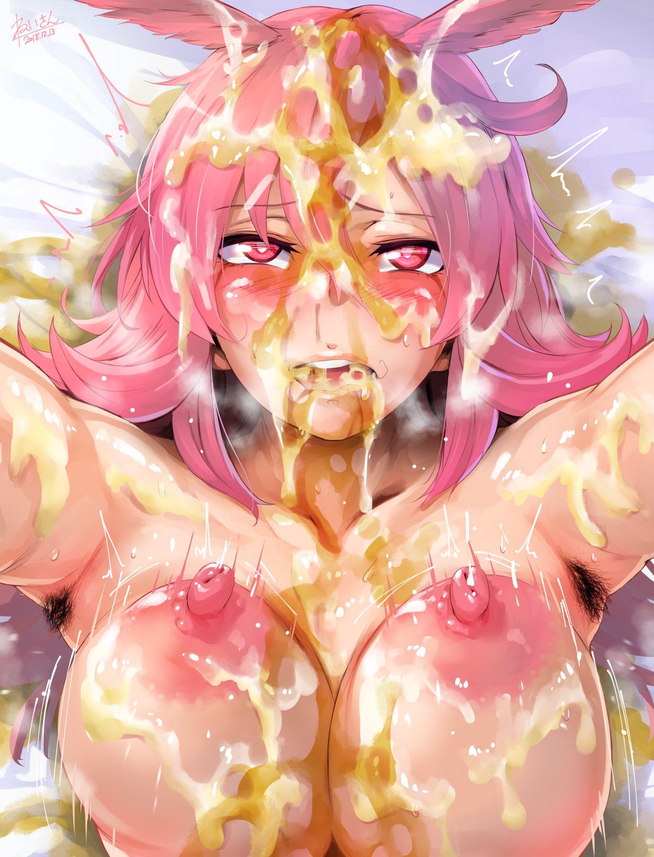 order is canon grand fate Dragon ball super mai hentai