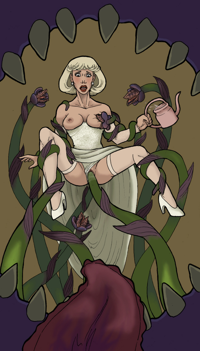 mania green secret tentacle of Five nights at freddy's sexualized