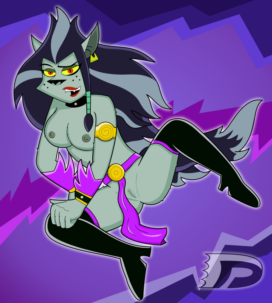 there she doki nabi is Cell (dragon ball)
