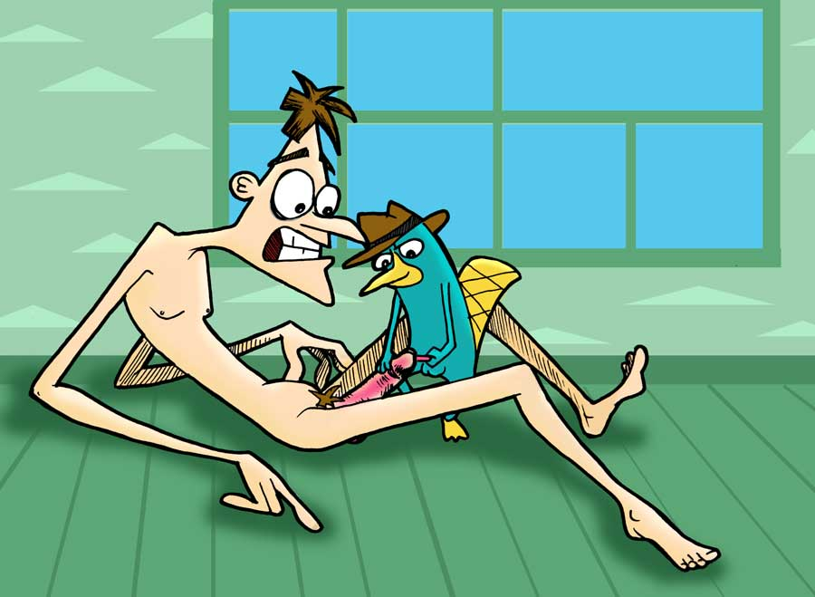 ferb sex phineas and in Pokemon x and y diantha