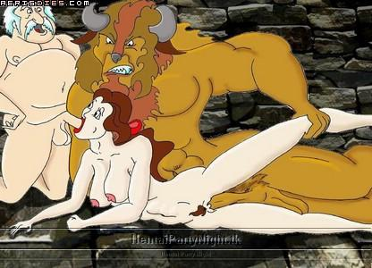beauty beast nude belle and the Divinity original sin 2 sex