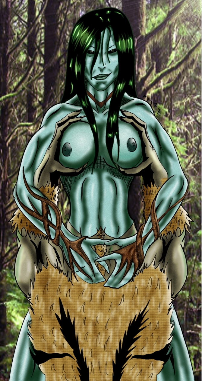 the lady 3 the of lake witcher Pennis and also dicke and balls