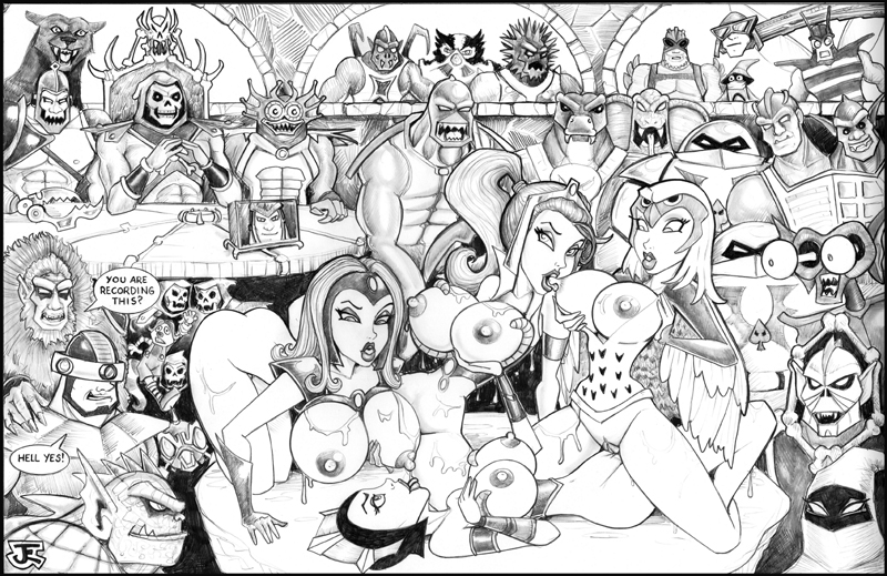 blesser master einherjar of ragnarok felicia & of the King of the hill xxx comics