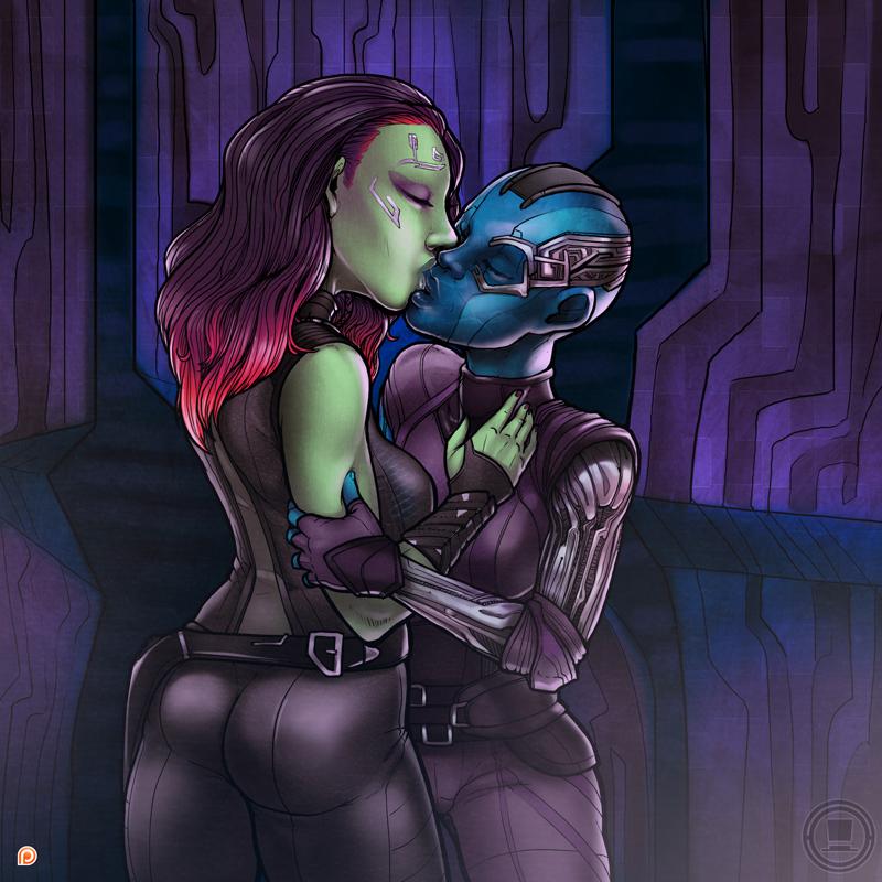 how get to in huniepop alien the girl Ultra street fighter 4 nude mod