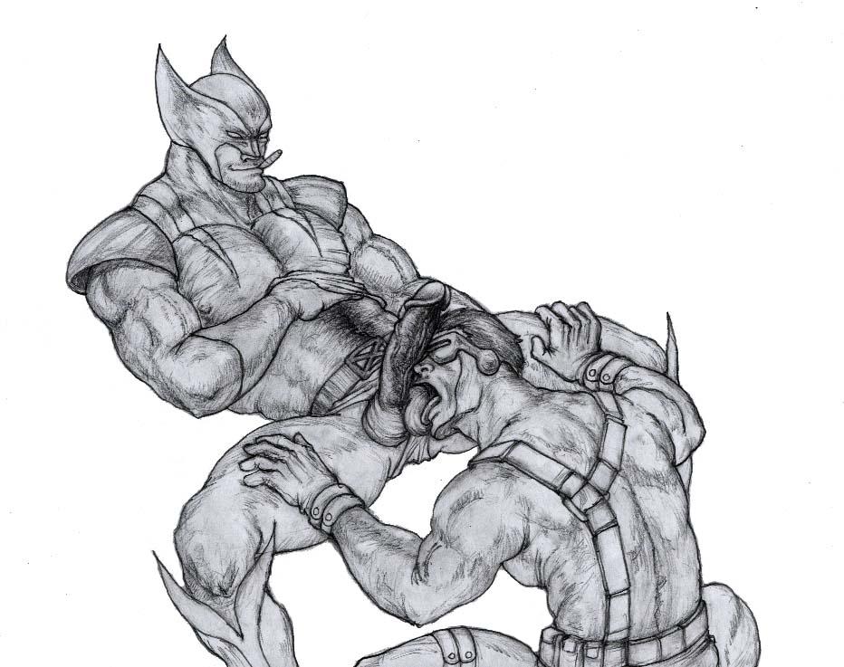 rachel x-men summers Ink monster far cry 3