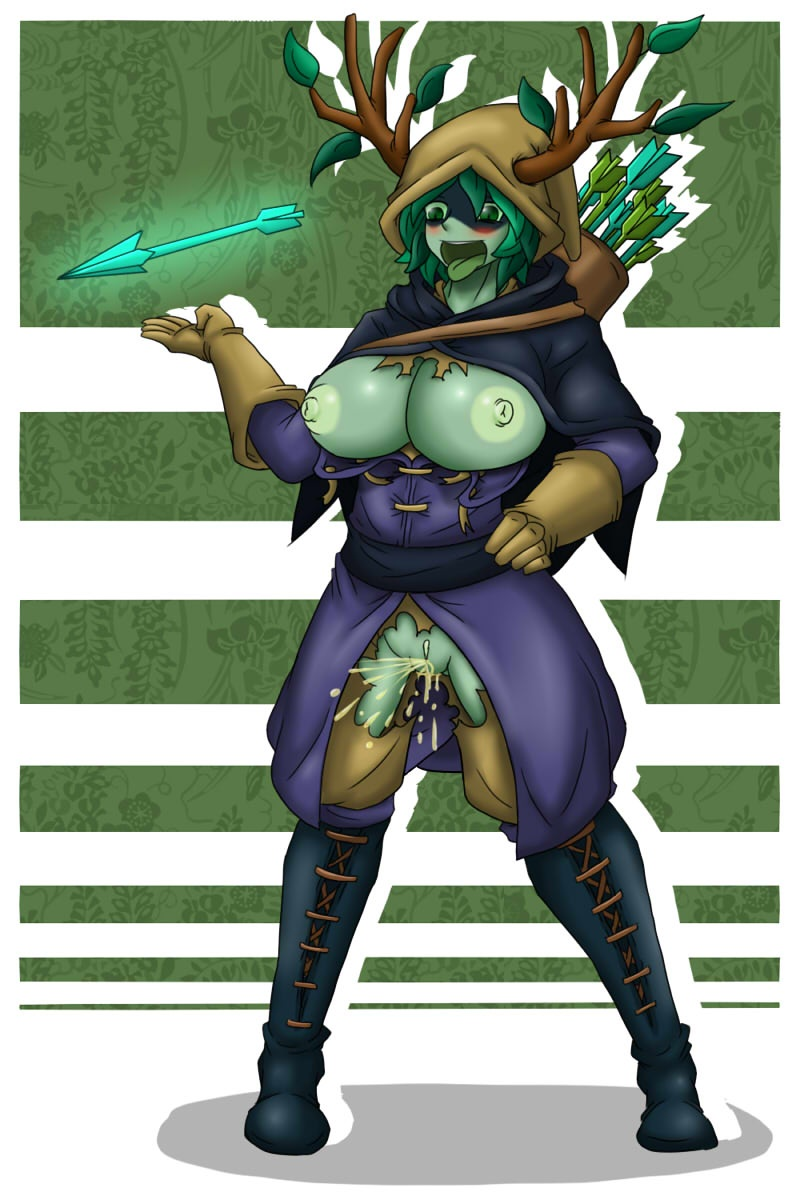 huntress time hentai adventure wizard Fat amazing world of gumball
