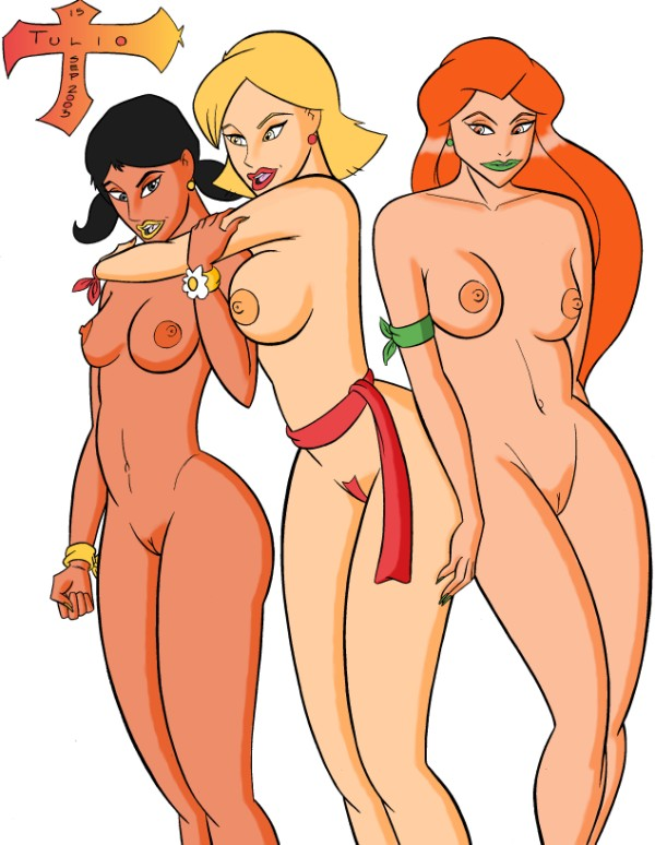 totally spies spies vs spies Monster hunter male or female