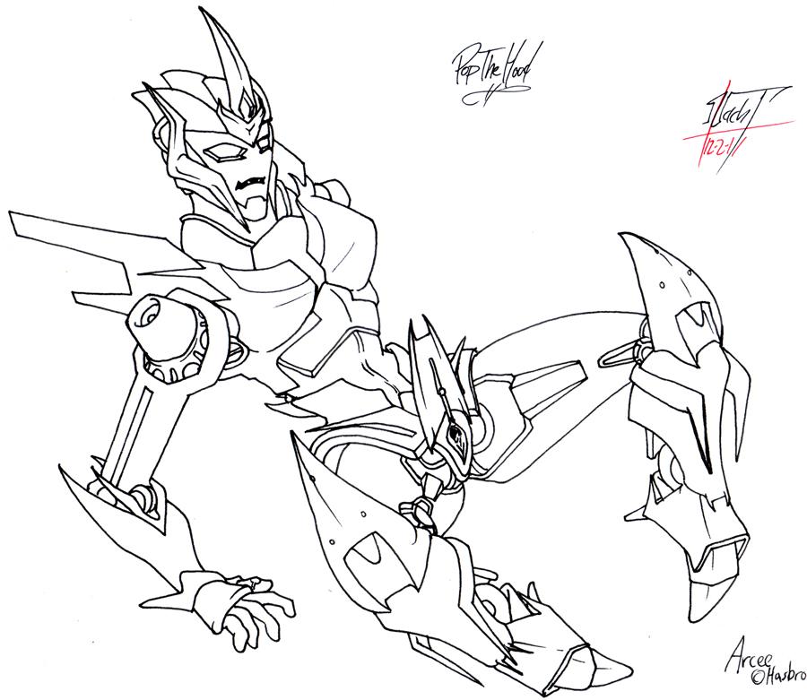 transformers jack prime and arcee fanfiction Hibiki idol m@ster