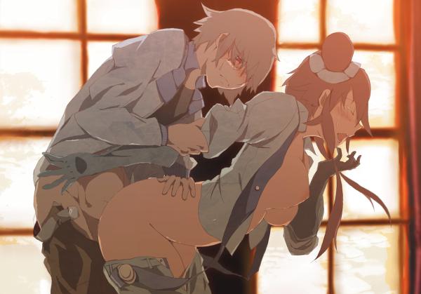 moon swimmer and male pokemon sun Joshi ochi 2 kai kara onnanoko ga futte kita