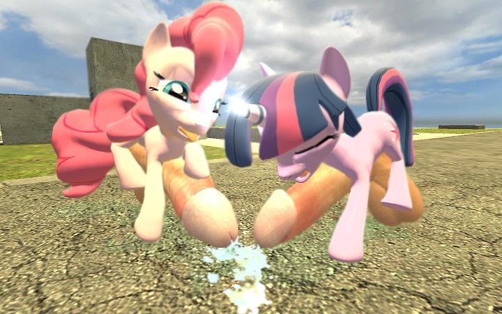 mod garry's my little pony Chinetsu karte the devilish cherry