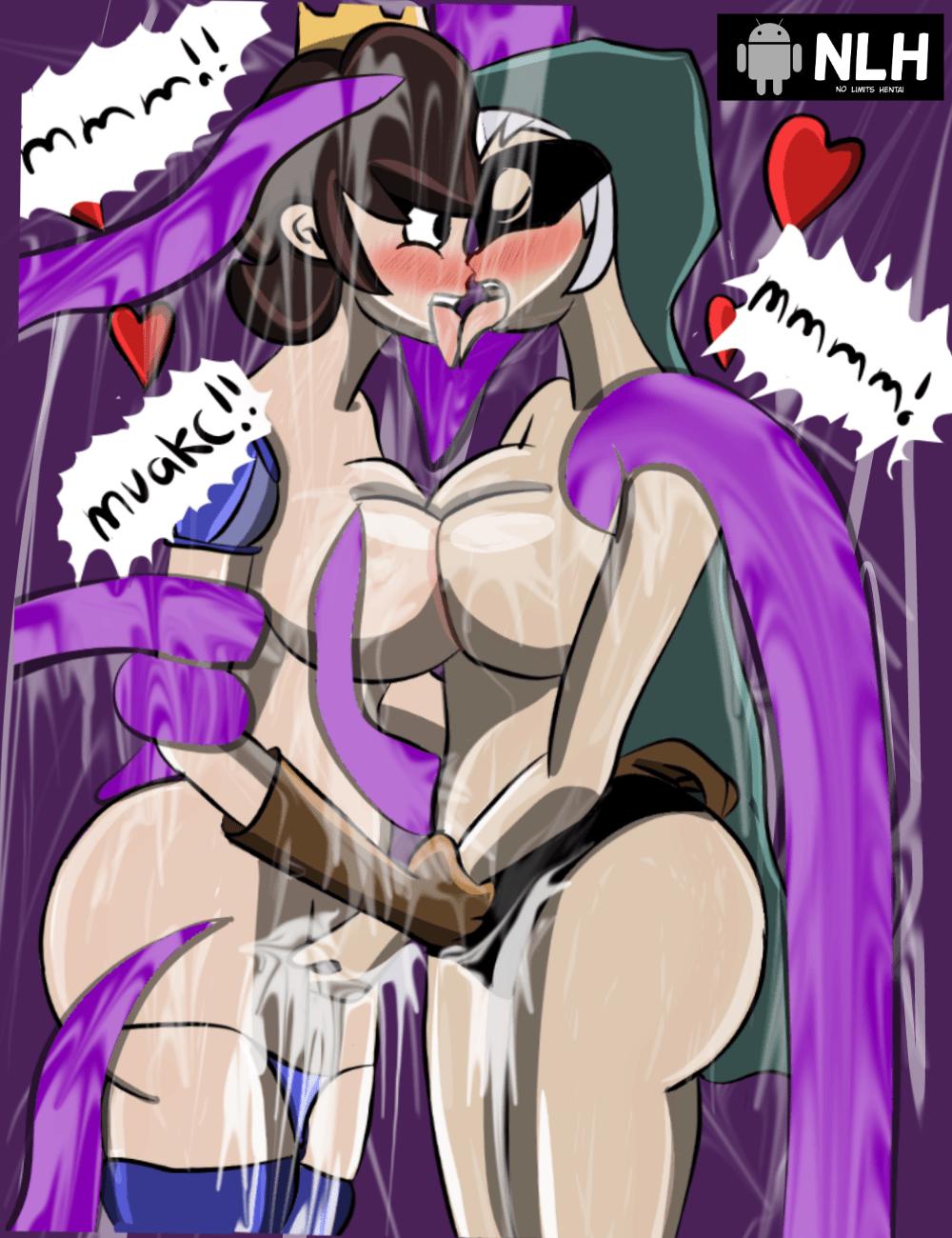porn clans of pics clash Itsuka tenma no kuro usagi