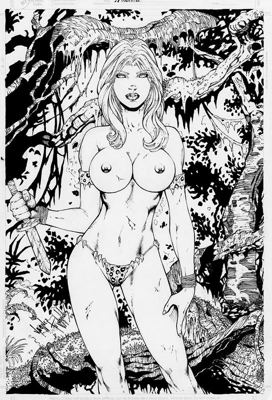 she devil nude the shanna Sword art online silica nude