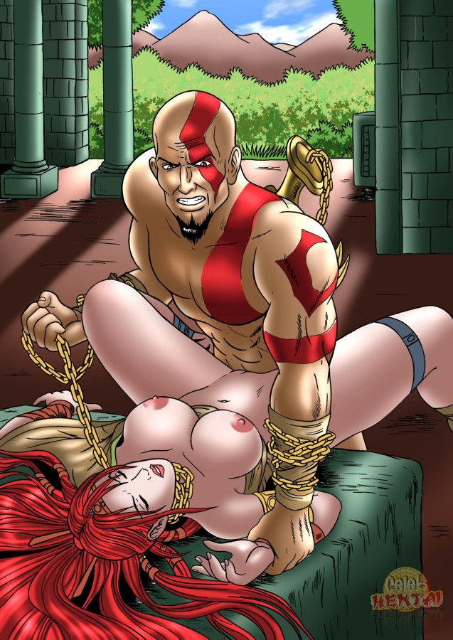 freya god war of porn Lady and the tramp hentai