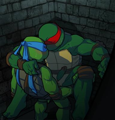 xxx teenage turtles mutant ninja Pac man and the ghostly