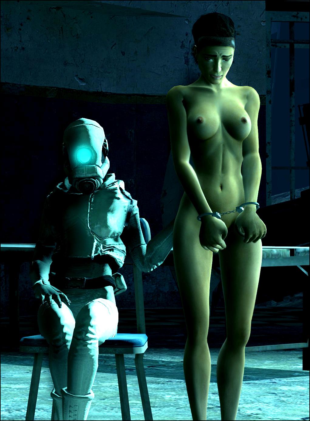 half-life 2 strider Noroi no maken ni yamitsuki otome