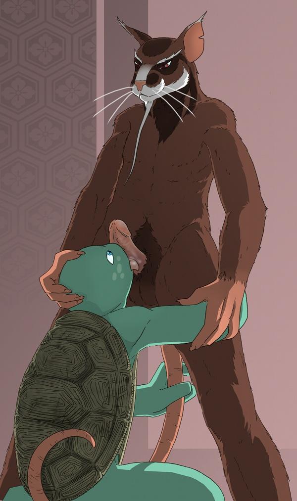 april mutant turtles naked ninja teenage Battle for dream island pen