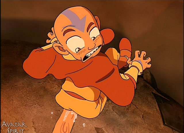 airbender last porn the aang All the way through e621