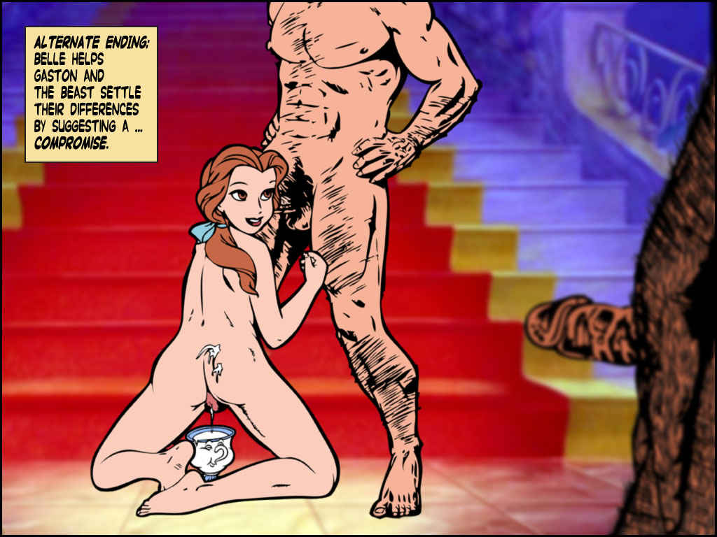 the beast belle and nude beauty Gay big hero 6 sex
