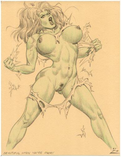 comic she-hulk porn Wikihow to be a furry