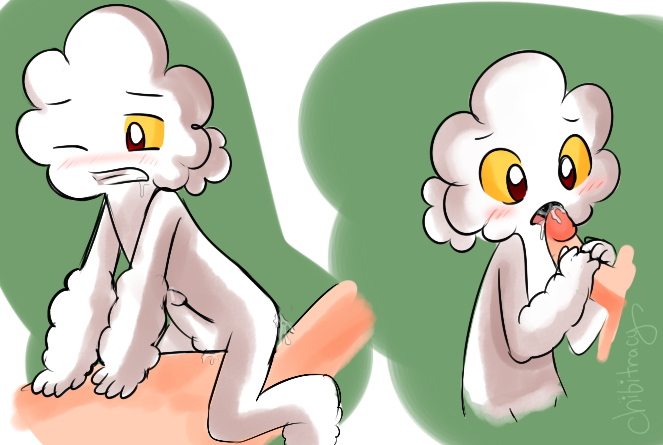 cloud the world amazing of gumball How to draw furry snouts