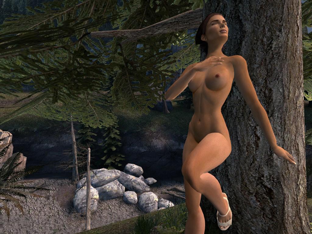 strider half-life 2 Conker's bad fur day sex