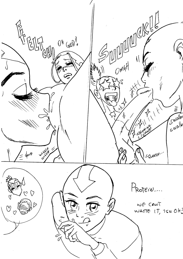 airbender yaoi the last avatar The amazing world of gumball porn