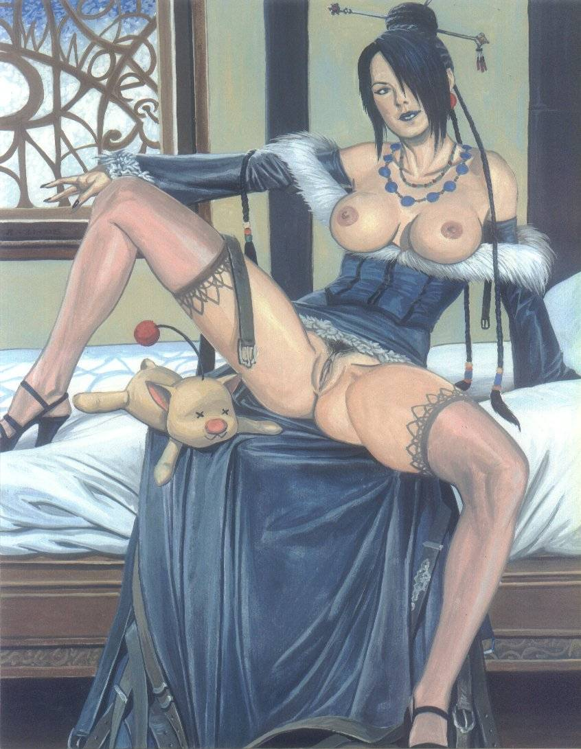aranea fantasy hentai 15 final Harley quinn poison ivy nude