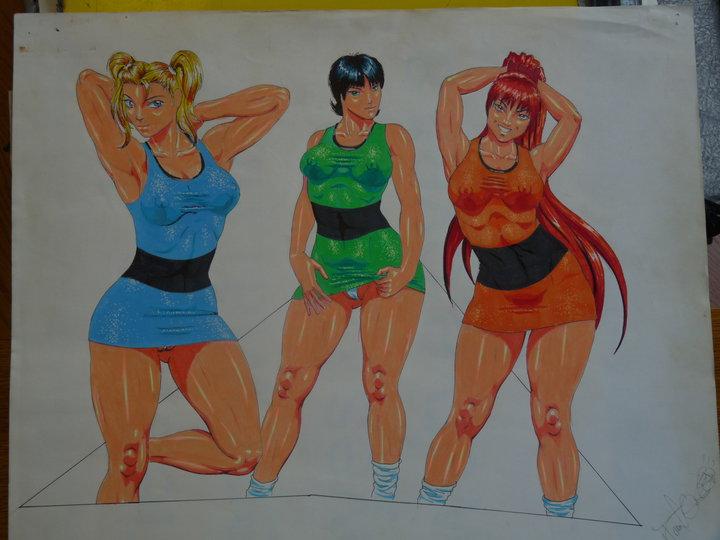 a emile hundred is girl Jungle de ikou breast expansion