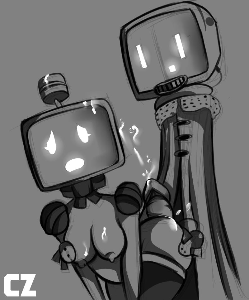 girl a boy is or kurapika Monsters vs aliens robot probe