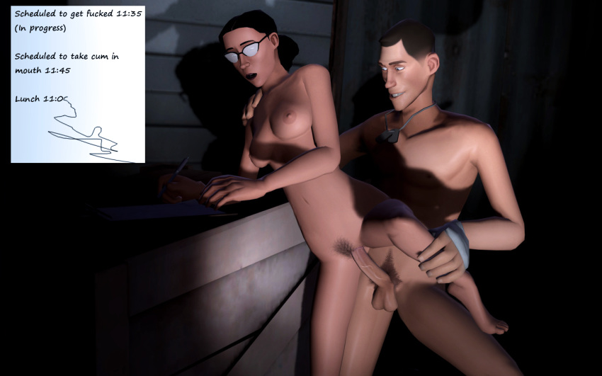 miss voice tf2 actor pauling Sissy ass fucked by bbc