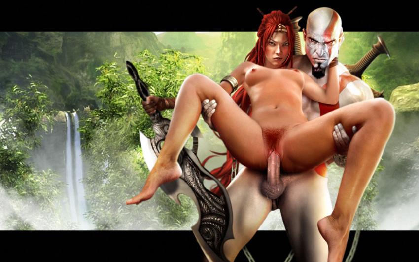 wife of 4 war god Dial m for monkey huntor