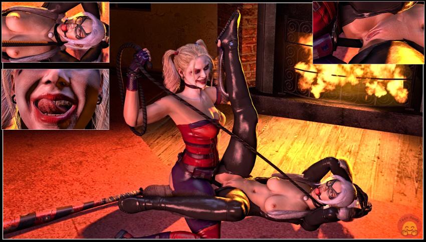 porn nightwing quinn harley and Nama_lo_re_furachimono