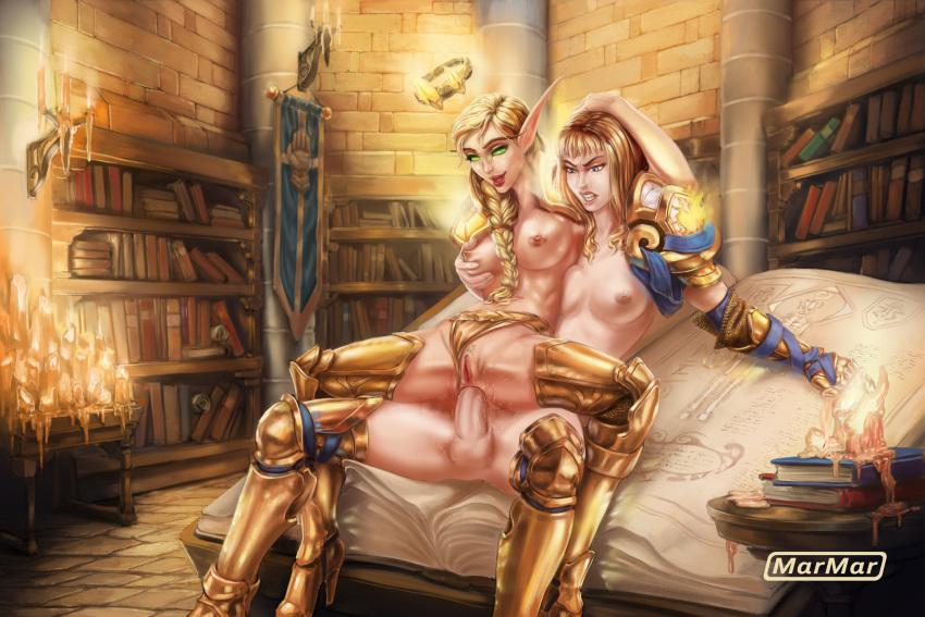armor judgement blood paladin elf Sword art online tentacle rape