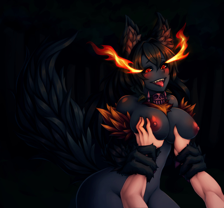 encyclopedia dragon zombie monster girl Susan and mary test breast expansion