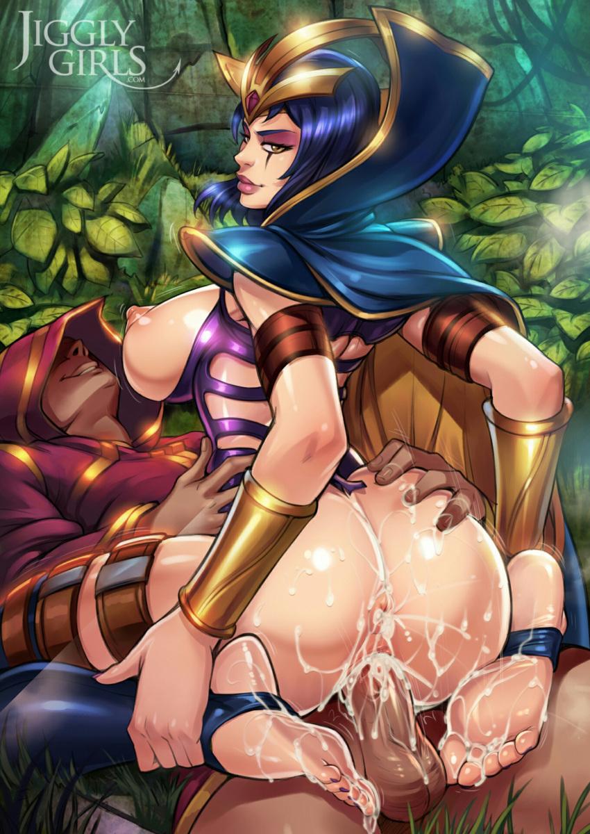 leblanc porn league legends of Breath of the wild rito hentai