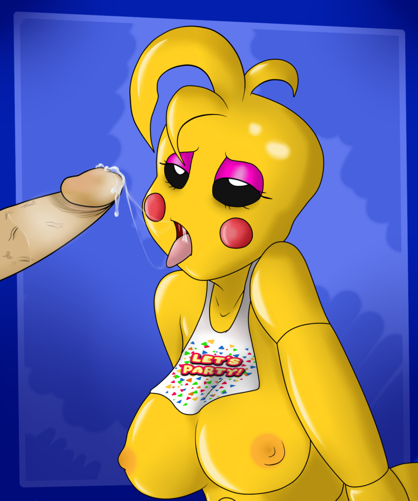 toy chica fnaf Dragon ball android 21 naked