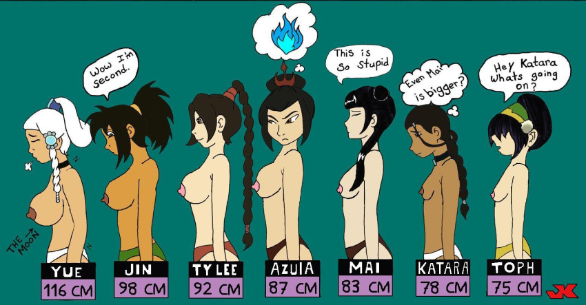 porn avatar the ty airbender last lee Kase trials in tainted space