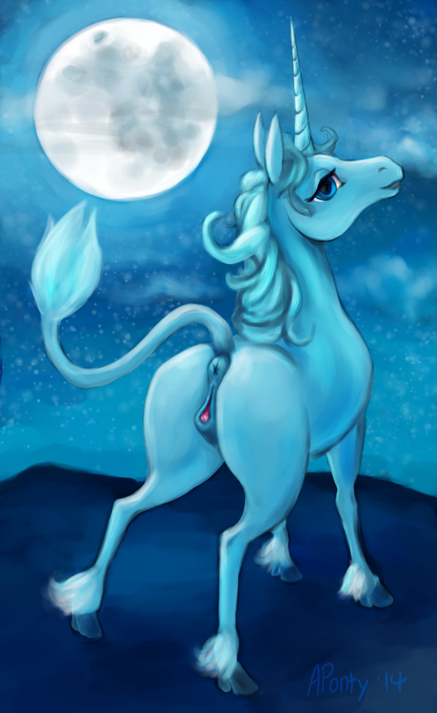 the last unicorn What is rule 36 of the internet