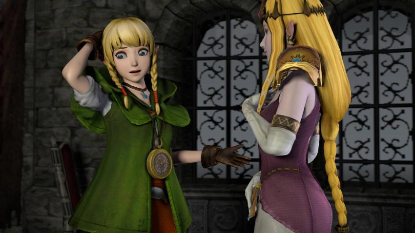 great warriors hyrule fairy Resident evil 6 sherry naked