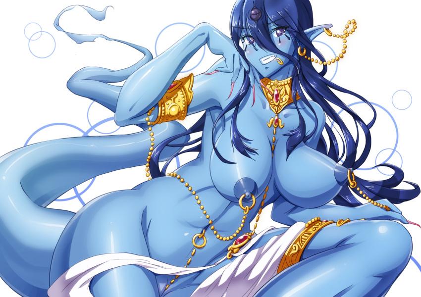 kingdom magic the of magi: Soul calibur 4 seong mi na