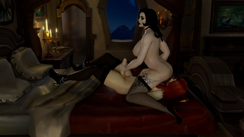 porn comic warcraft world of Avatar the last airbender kya