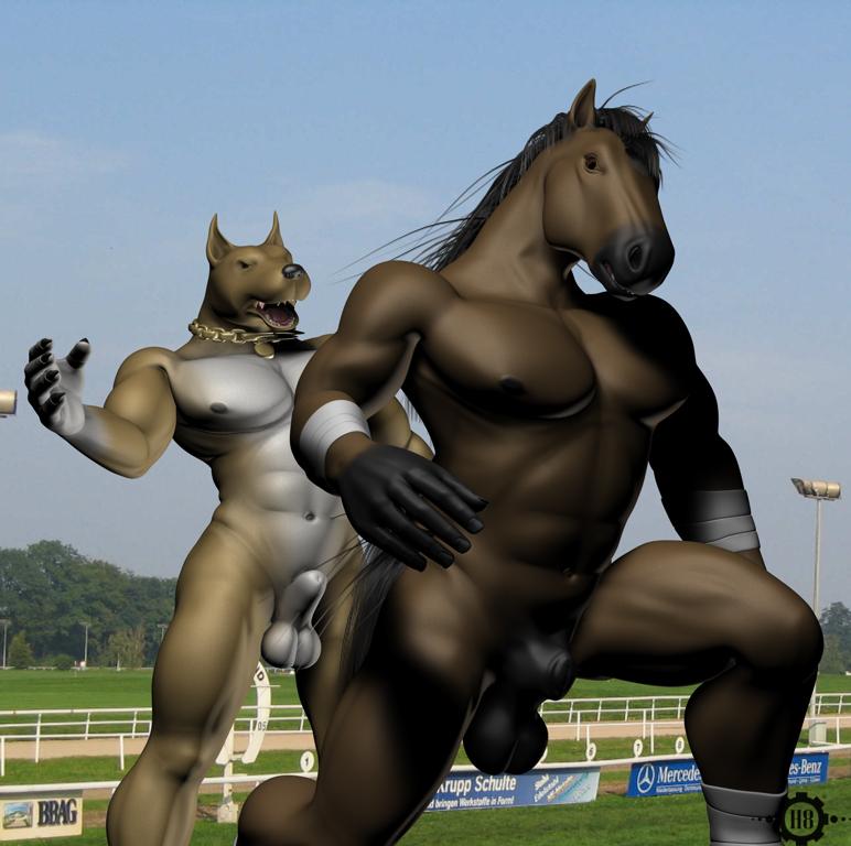 gif horse human with mating Deadman wonderland ganta and shiro