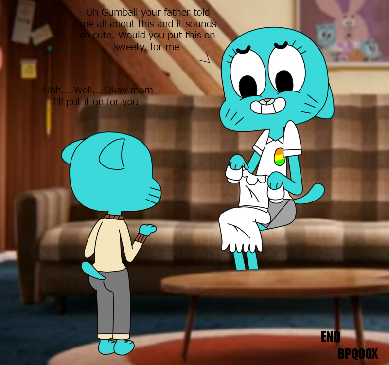 of world the 4 amazing 34 episode gumball season Android 18 x android 21