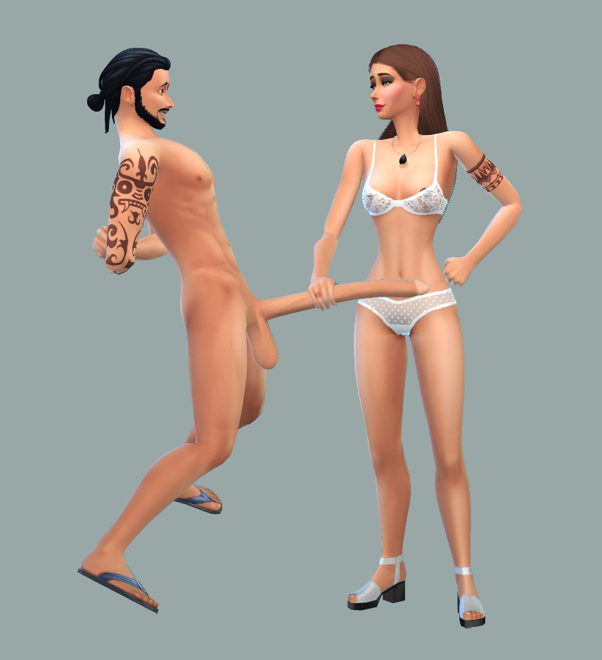 clothes sims nude 4 the Anime women bound and gagged