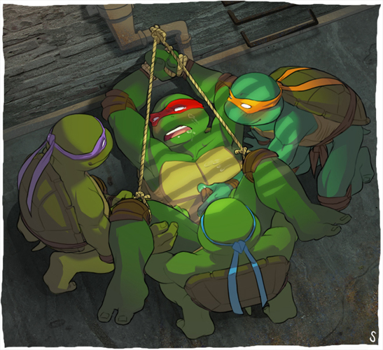 ninja mutant turtles teenage xxx League of legends e hentai